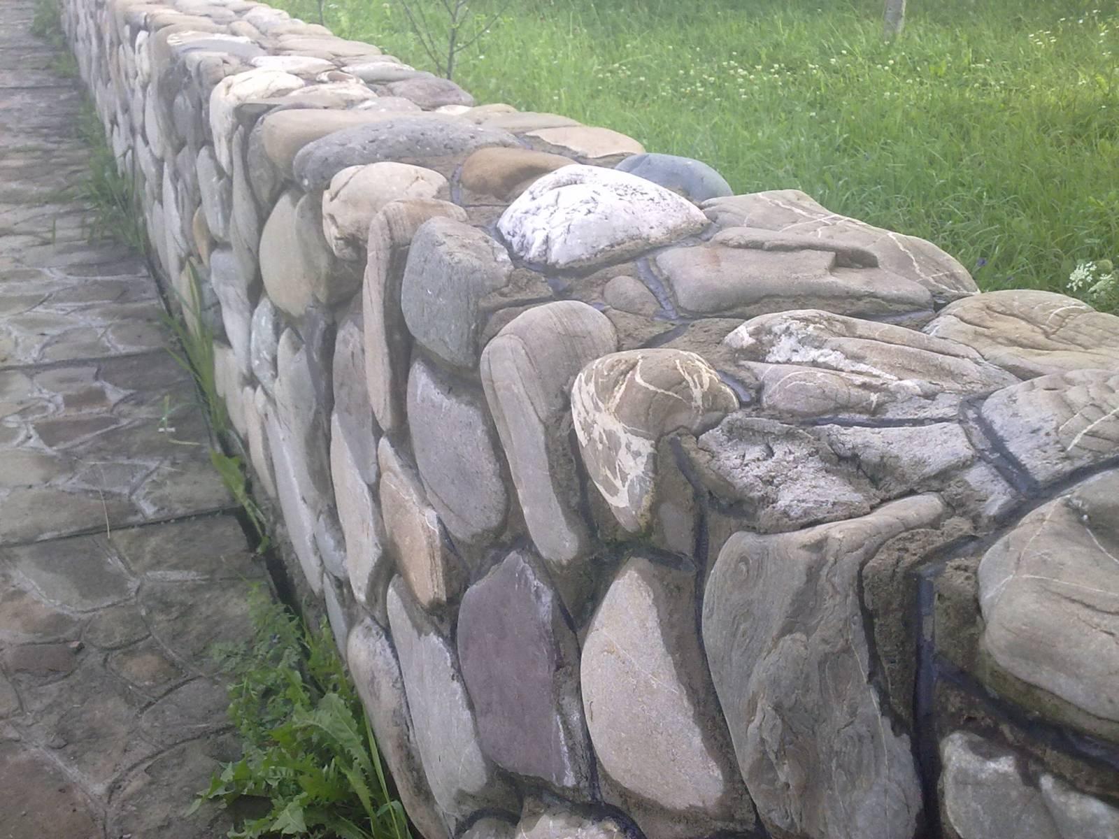 Как построить дом из камня своими 43